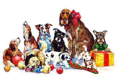 Merry Christmas Animals.Merry Christmas To The Animals Article By Marguerite T Lemoine On