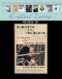 Book Review - Summers With The Bears by Jack Becklund