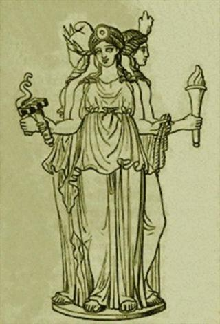 The Nature Of Hecate Goddess Of Witches Article By Gary R Varner
