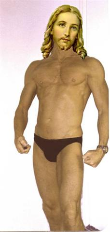 venta ofrecer descuentos zapatos casuales Battle of the Bulge: Jesus Hates Speedos! (article) by ...