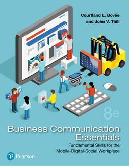 Business communication essentials 8th edition book by courtland l see larger image price 11499 ebook fandeluxe Images
