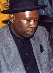 Patrick Iroagbu