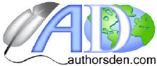 link button to AuthorsDen -